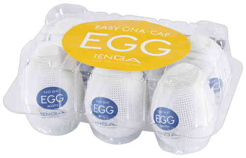 Tenga - Egg Misty 6er