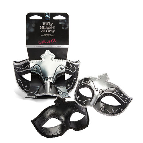 Masks On Masken-Set
