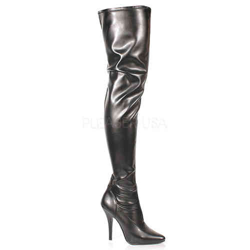 Pleaser - Seduce 3000 Overknee Black