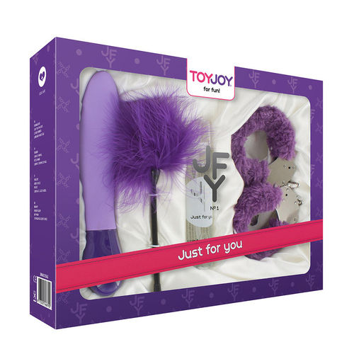 Just for You - Lovetoy Set Purple