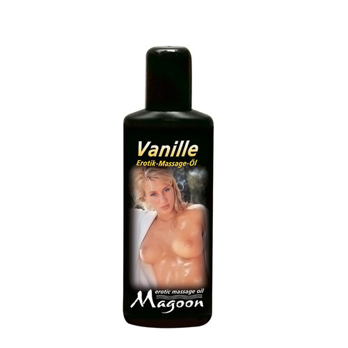 Magoon - Vanille Massageöl 100 ml