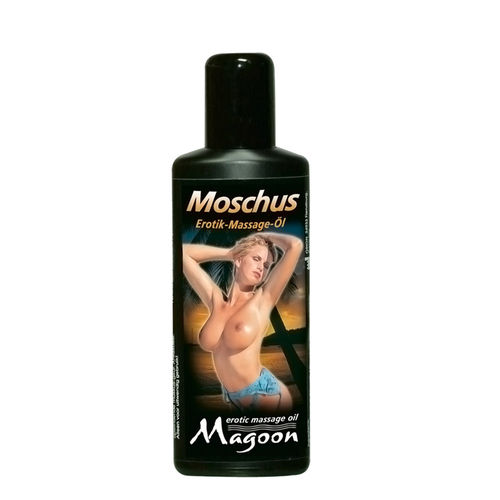 Magoon - Moschus Massageöl 100 ml