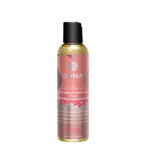 Dona - Massage Oil Vanilla