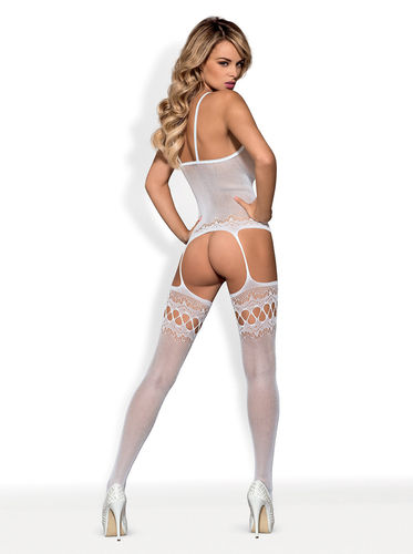 Obsessive Bodystocking F214 weiss