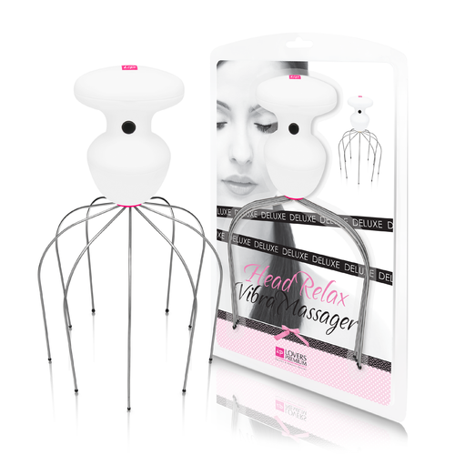 Head Relax Vibra Massager Deluxe
