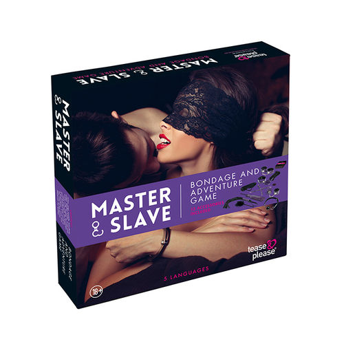 Master & Slave Game Purple