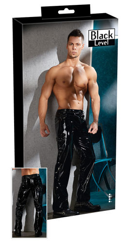 swinger latex corsage für männer