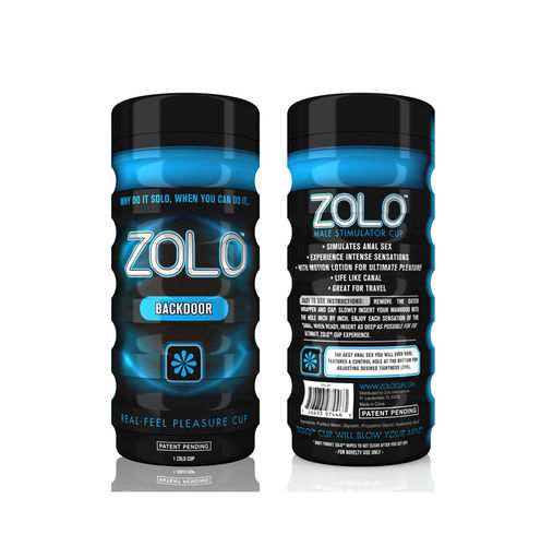 Zolo - Backdoor Cup