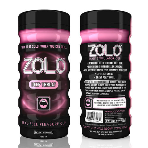 Zolo - Deep Throath Cup