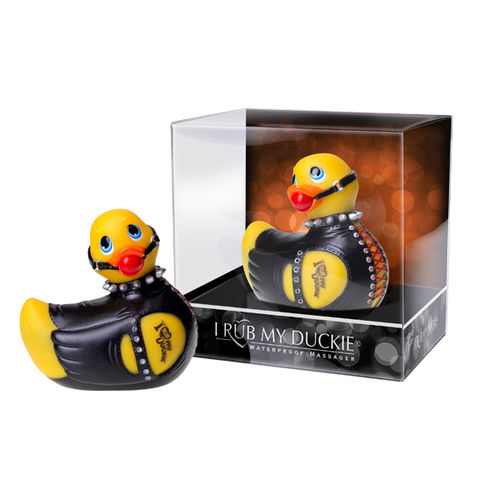 I Rub My Duckie - Bondage Travel Size Black Yellow