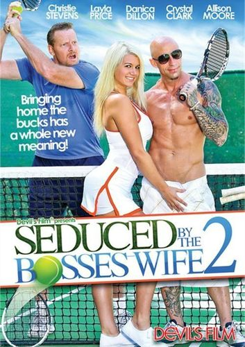 Seduced By The Boss's Wife 2 DVD
