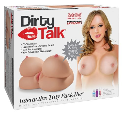 Dirty Talk PDX Interactive Titty Fuck-Her